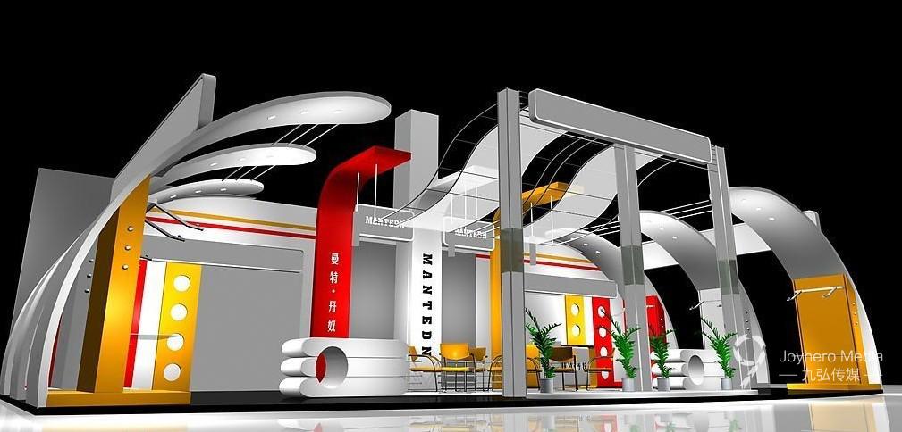 特装设计及展台搭建工程施工